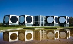 1976, Victor Vasarely : Fondation Vasarely, Aix-en-Provence