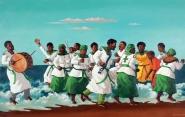 2005, Sithembiso Sibisi : The ocean baptism