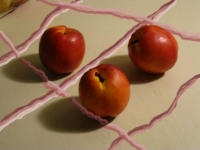 2010, Diego Majero, Three apples (after Cézanne), digitaly altered image
