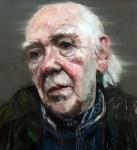 2011-12, Colin Davidson : Portrait de Basil Blackshaw II