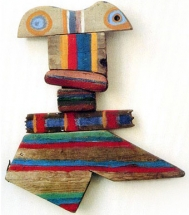 Betty Parsons : Assemblage
