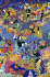 01 : Raqib Shaw_Garden of Earthly Delights III (2003) - 5,5 m$ en 2007, record pour un artiste indien