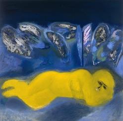 1960, Jan Cox : Eurydice
