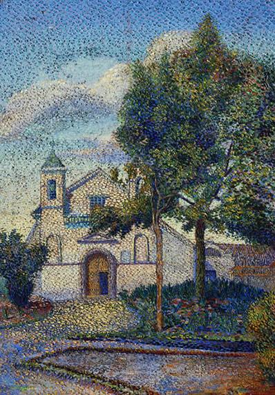 Gustavo Poblete Catalán (1915 - 2005) 1918_Iglesia-del-Norte