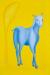 2002, Manjit Bawa : Untitled (Goat and Tree)