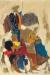 1967_M-F-Husain_Untitled