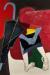 1978_Maqbool-Fida-Husain_Umbrella-VII
