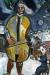 6/ 1939, Marc Chagall : Le violoncelliste - 11,6 m$ en 2014