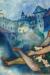 8/ 1929, Marc Chagall : Jeune fille au cheval - 9 m$ en 2015