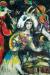 9/1966, Marc Chagall : L'hiver - 3,5 m£ (7 m$) en 2007 (= 8,8 m$ en 2020)