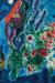 11/ 1949, Marc Chagall : La belle rousse ou Les cheveux rouges - 8 m$ en 2019