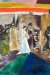 1910, Marc Chagall : La Noce