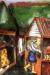 1910, Marc Chagall : La marchande de pain