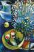 1910-11, Marc Chagall : Nature morte