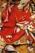 1911, Marc Chagall : Dédié à ma fiancée