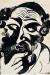 1911, Marc Chagall : L'Homme à la barbe