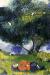 1911, Marc Chagall : Le Poète aux oiseaux