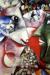 1911, Marc Chagall : Moi et le village