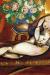 1911, Marc Chagall : Nu allongé