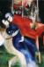 1913-14, Marc Chagall : Les Amoureux