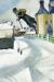 1914, Marc Chagall : Au-dessus de Vitebsk