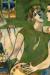1914, Marc Chagall : Autoportrait en vert