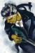 1914, Marc Chagall : David à la mandoline