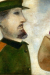 1914, Marc Chagall : Le salut