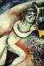 1914, Marc Chagall : Orphée