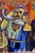 1914-15, Marc Chagall : Le Shofar
