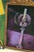 1915, Marc Chagall : Le miroir