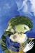 1916, Marc Chagall : Les Amoureux