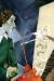 1917, Marc Chagall : Autoportrait à la palette