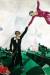 1917-18, Marc Chagall : La promenade