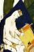 1920, Marc Chagall : La Litterature, Théâtre juif