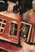 1922, Marc Chagall : Les maisons rouges