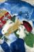 1925, Marc Chagall : La Vie paysanne