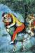 1929, Marc Chagall : Le coq