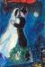 1932, Marc Chagall : Les fiancés