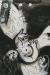 1934, Marc Chagall : Esquisse pour la Chute de l'ange