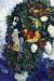 1937, Marc Chagall : Bouquet de fleurs