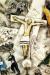 1938, Marc Chagall : La crucifixion blanche