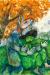 1938, Marc Chagall : La femme et la bête