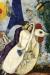 1939, Marc Chagall : Les mariés de la Tour Eiffel
