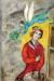 1939-40, Marc Chagall : Autoportrait