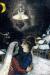 1943, Marc Chagall : Dans la nuit