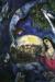 1945, Marc Chagall : Autour d'elle