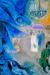 1945, Marc Chagall : Les lumières du mariage
