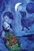 1949, Marc Chagall : Paysage bleu