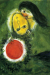 1949, Marc Chagall : Paysage vert